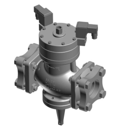 Two-step Open Pneumatic Valve(Normally Closed)